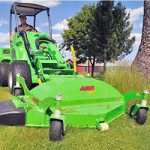 Avant 1500 Lawnmower