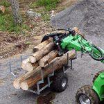Log Grabber Attachment