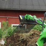 Manure Fork Attachment