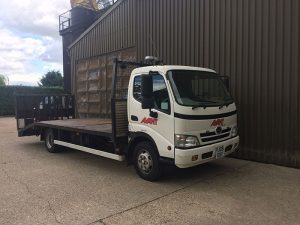 Avant South East Hire Lorry