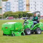Avant Lawn Mower Collector 1500