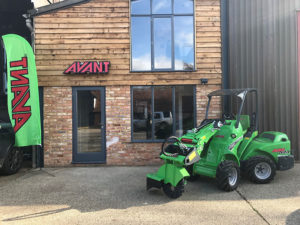 The Avant South East Hire Showroom