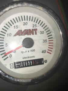 Mileage for Avant 523