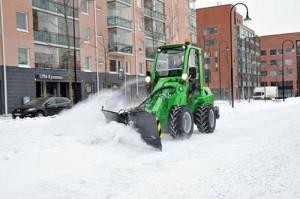 avant snow plow 4