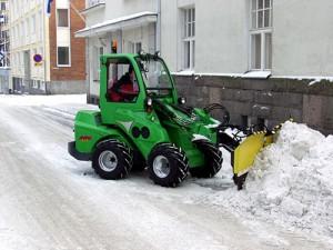 avant snow plow 6