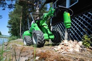 avant stump buster 1